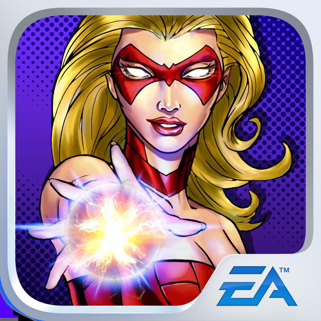 Supreme Heroes (AppStore Link)
